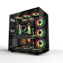 High Quality Nice OEM pc desktop full tower case Gaming computer case
