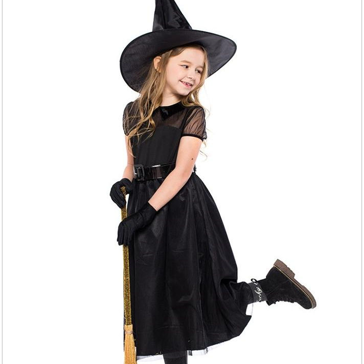 hot witch hat costume for girl sexy halloween costumes for kids