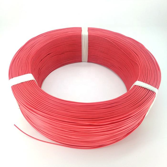 Rated Voltage 5KV 10KV 15KV 25KV 30KV 50KV 100KV UL3239 AwG Silicone Rubber Wire High Voltage Silicone Rubber Cable