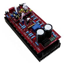 Taidacent 35-150Hz Adjustable NE5532 Preamp Op Amp Dual AC45-50V 700W High Power Audio Mono Subwoofer Amplifier Board Module