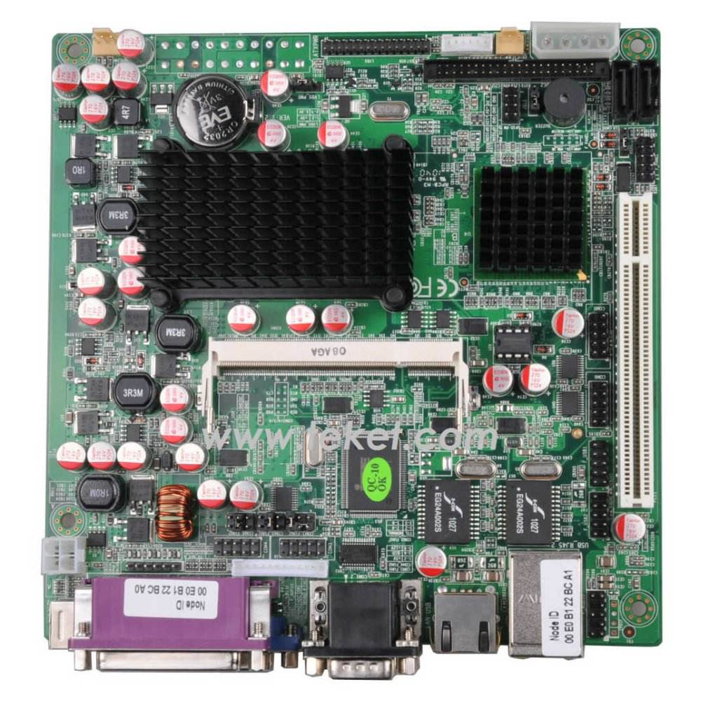 Intel <span class=keywords><strong>atom</strong></span> n270 <span class=keywords><strong>mini</strong></span>- <span class=keywords><strong>itx</strong></span> board d945gseys mit 2 1,6 GHz cpu. Fanless+12vdc in. Ddr2 2gb, gma950, <span class=keywords><strong>mini</strong></span>- pcie, lvds, 2 lan, <span class=keywords><strong>mini</strong></span>- ide, 8 USB.