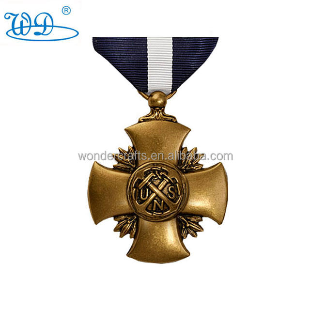 professional crafts manufacture cross iron st benedict bronze brass acrylic soft enamel car emblem medal with your own logo