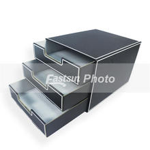 3 Drawers Desk Organizer file storage organizer study Office