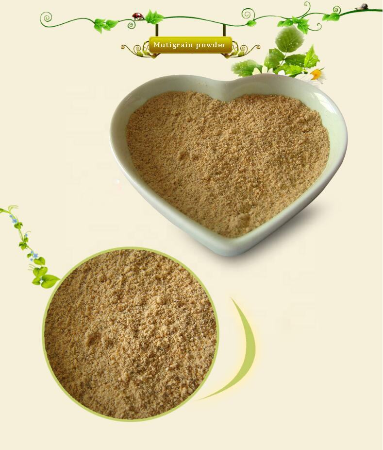 100% nature health Meal replacement powder Chinese grains powder