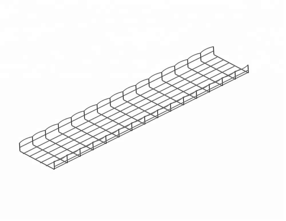 Zinc Coated Cable Basket Supplier Hot On Sale