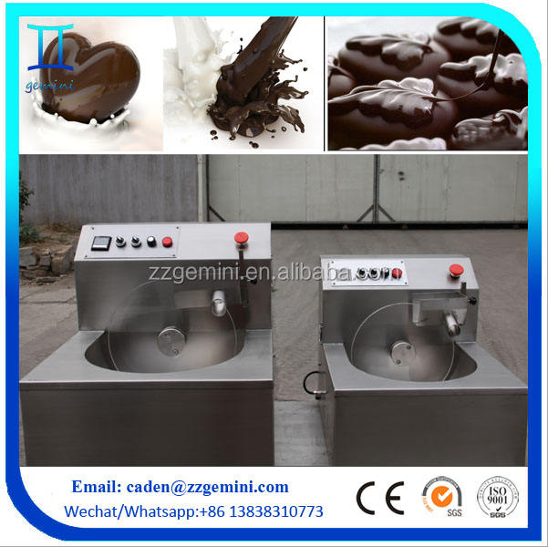 Commercial Hot Top Quality Handicraft Chocolate Tempering Machine