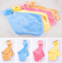 Factory produce plush toy blanket Baby Cartoon Towel Children Rabbit Blanket Towel Plush Toy