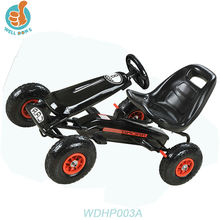 WDHP003A Cool Design Kids Ride-on Go Kart Pedal Car toy Fruit Toy