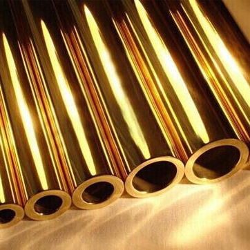 wholesale brass pipe with competitive price
