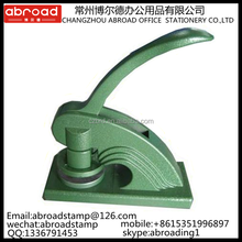 smart embossing stamp&stamp seal handle&common seal handle stamp