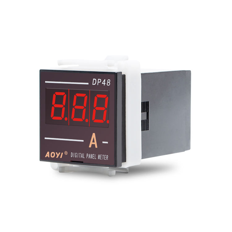 Ac/dc digital voltmeter/ammeter voltage regulator stabilizers meter HN-DP48 for measuring