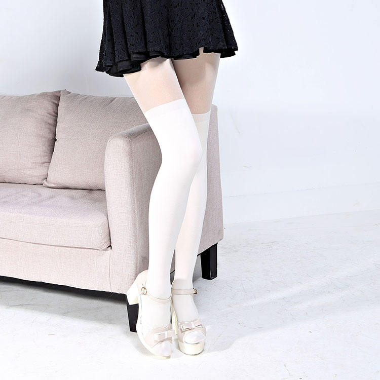 high quality ladies body compression stockings girl sexy silk stocking