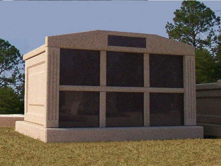 Cremations columbarium,Granite Mausoleums