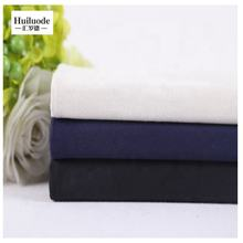 Customized new style polyester stretch suede fabric