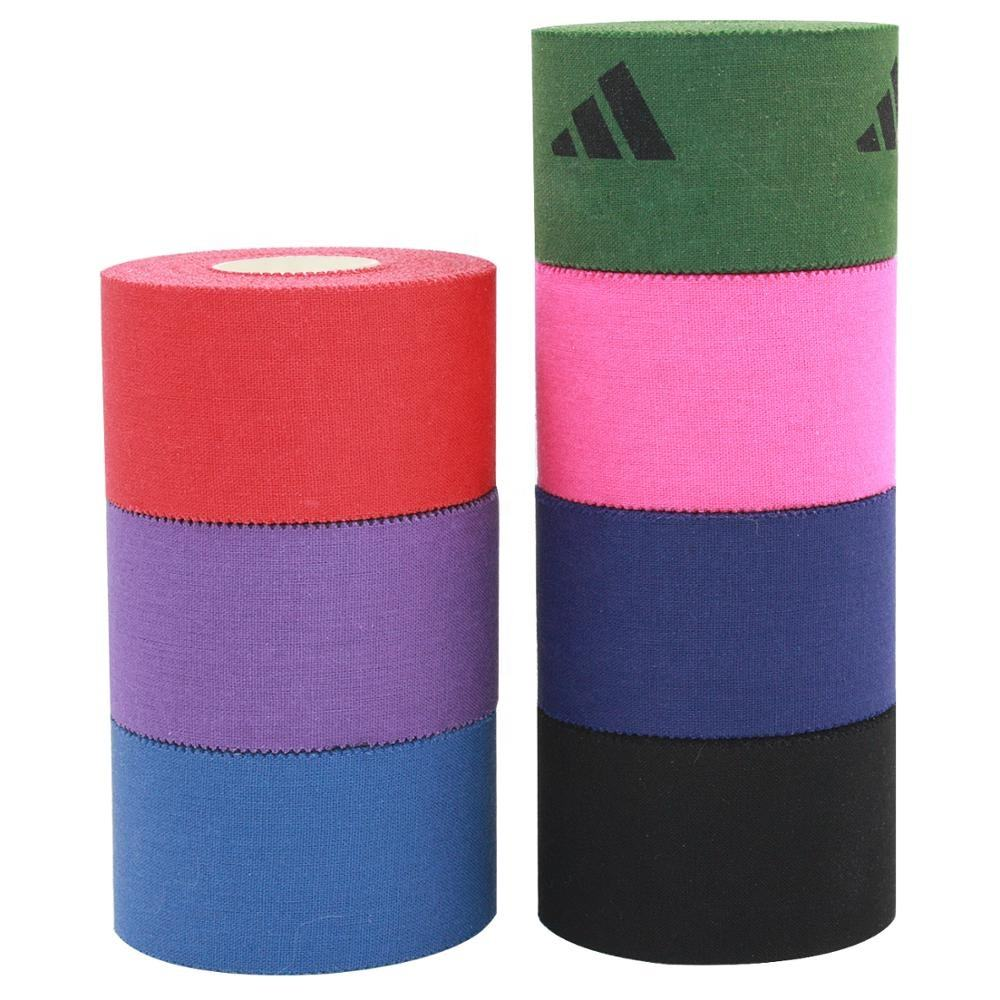 Waterproof Sports Protection And Sports Bowling Tape Cotton Rigid Strapping Sport Tape