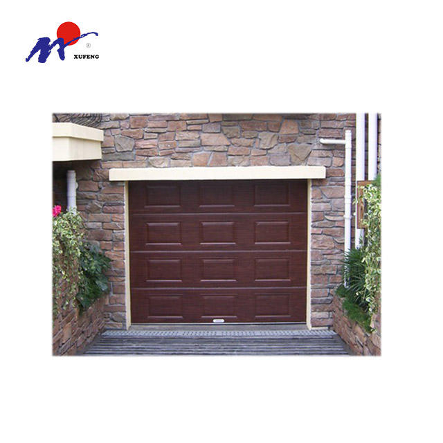 China Wholesale Insulated Steel Garage Door With Good Quality