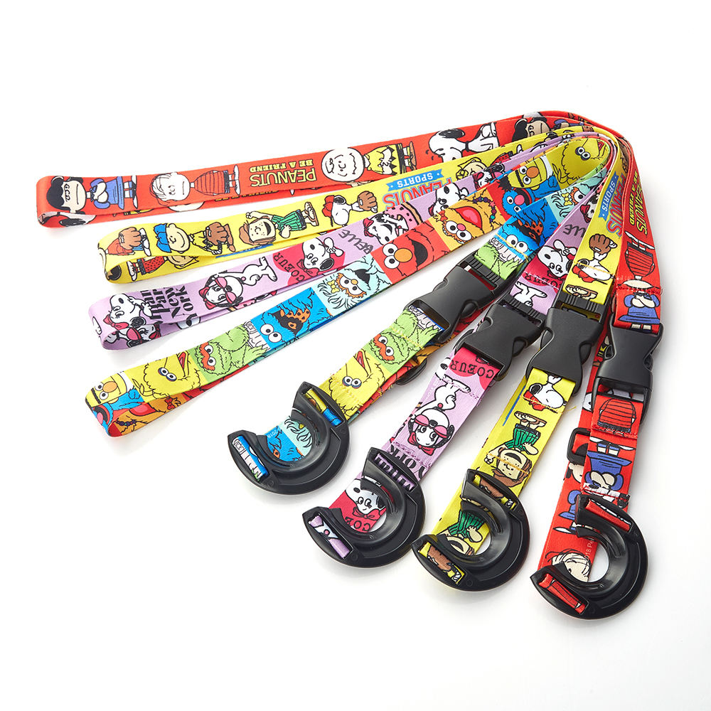 Water bottle holder Printing Lanyard for Wholesale