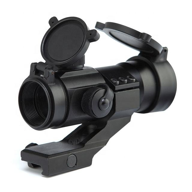 Red Dot Sight with11 Helderheid Niveaus, Weaver/Picatinny Mount Red Dot voor Jacht