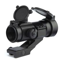 Red Dot Sight with11 Brightness Levels, Weaver/Picatinny Mount Red Dot for Hunting
