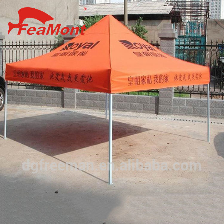 Industrial commercial gazebo tent 6 x 3 with sidewall for Asia market