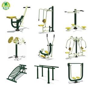 Exercise street workout Outdoor Gym Cheap Adults Outdoor Fitness Equipment Used Park Steel Outdoor Fitness Equipment for Sale