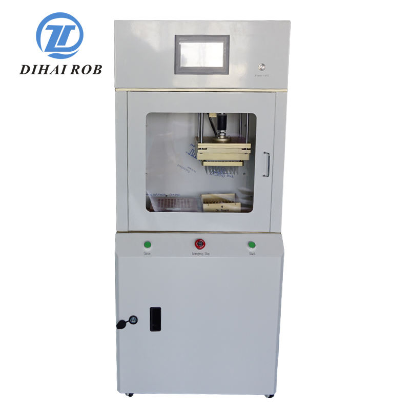 Dihai Rob 2019 newest and best cbd oil filling machine with factory price DHF8P