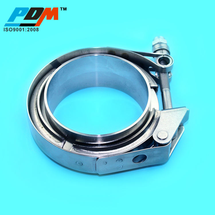 배기 System V Band Clamp Flange 키트