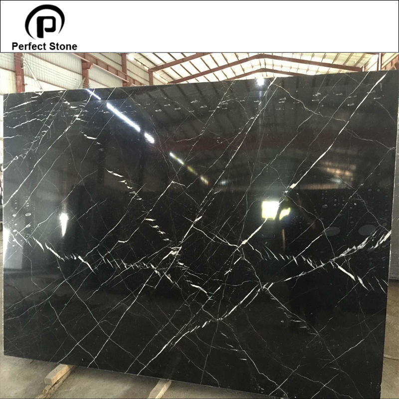 China black marquina marble of low price