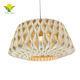 New Design White hollow pendant lamp wooden chandelier