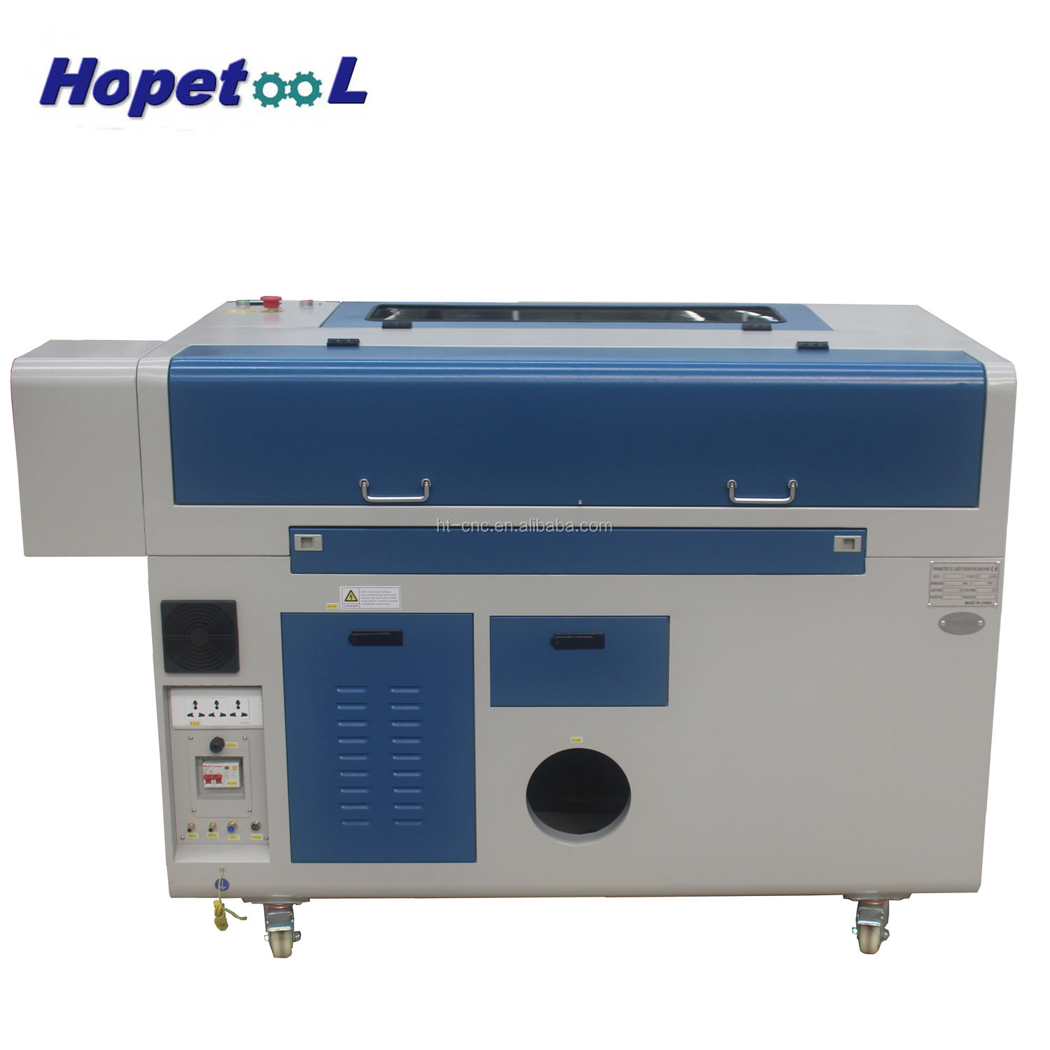 Economical fabric textile embroidery laser cutter machine With cheap price