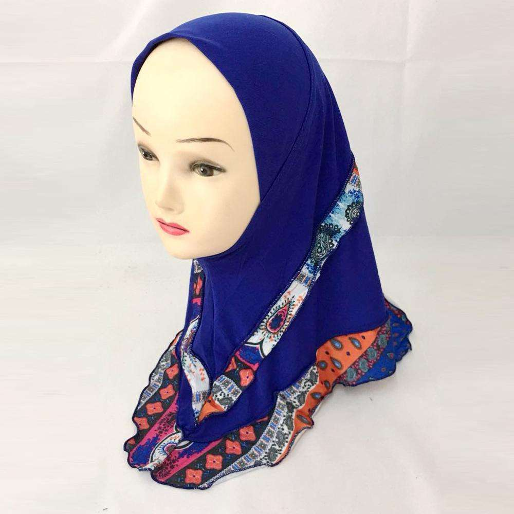 beautiful hijab scarf for children