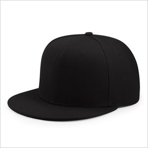 Wholesale cheap blank custom flat to flip brim snapback cap