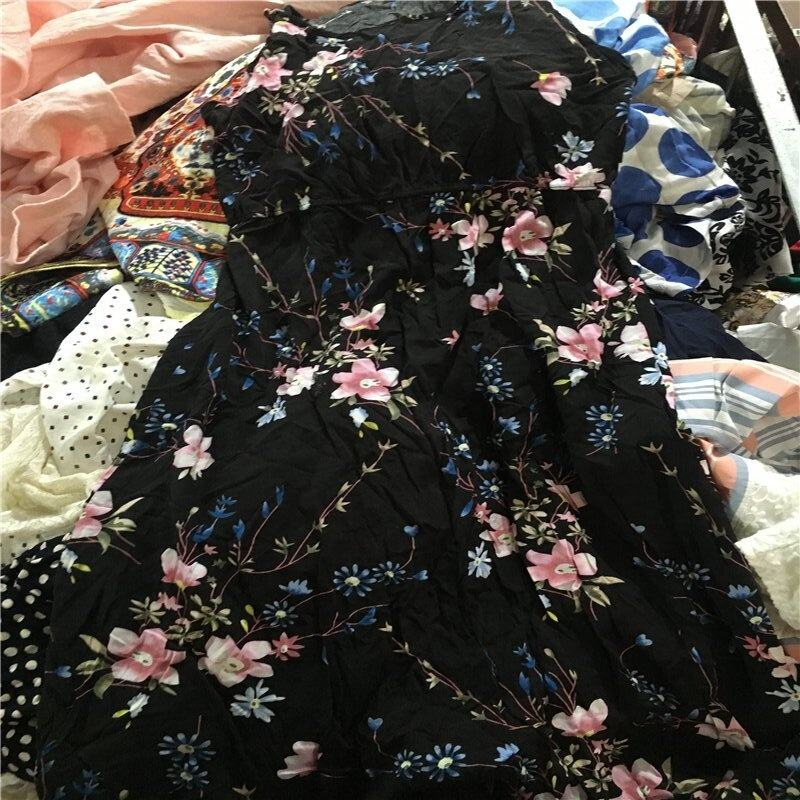 Hot selling factory sell used clothing 90kg price used clothes for Cameroon