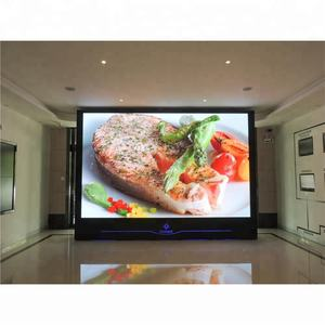 SMD rgb 3mm Indoor LED TV P3 colore completo display a led