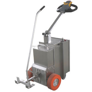Stainless Steel Electric Tow Tug 2500KG Capacity