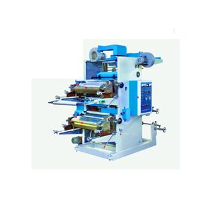 china manufacturer 3 color 4 color 6 colors Automatic High Speed Flexo Plastic Film printing machine