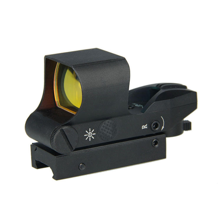 4 reticoli rosso di vista del puntino olografo scope sight per la caccia pistola outdoor airsoft HK2-0057