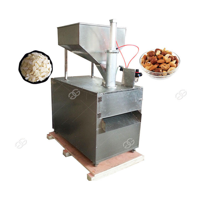 Hot Sale Almond Pistachio Slice Memotong Pistachio Mesin Slicer