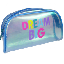 lovely BIG DREAM unusual TPU pencil case with color finishing