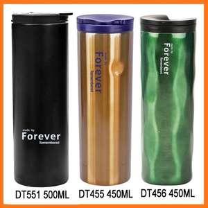 새로운 디자인 500ml 스테인레스 스틸 bpa 무료 스타 벅스 텀블러 뚜껑, BPA 무료 텀블러