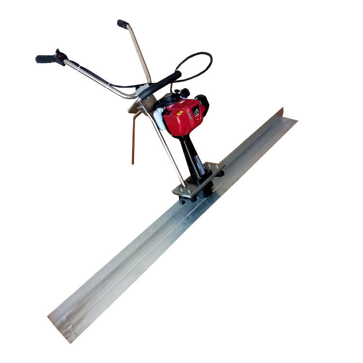 concrete vibration screed floor leveling machine