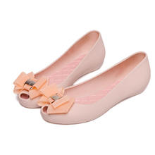 2018 summer melissa lady plastic jelly shoes women wholesale