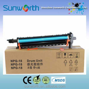 Hot selling For IR3300/3500 drum unit for Canon NPG18/GPR6/CEXV3 Copier Drum Unit