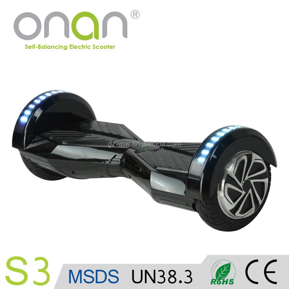 Nouveau Design élégant Scooter équilibrage deux roues / Smart Balance mobilité Io faucon / électrique vague carte Bluetooth