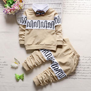 Wholesale Korean Kids Clothes Polo Long Sleeve Boy Cloth Set In Ebay