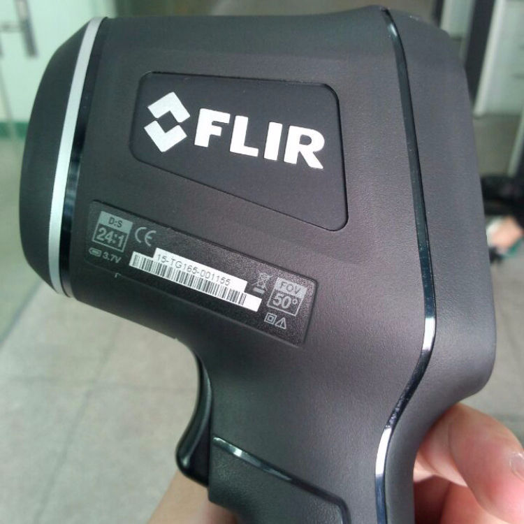 Thermal Camera FLIR TG165FLIR TG165 Spot Thermal Camera - Thermometer with Thermal Image
