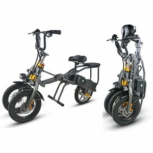 Lightweight 3 wheel electric mobility scooter e scooter