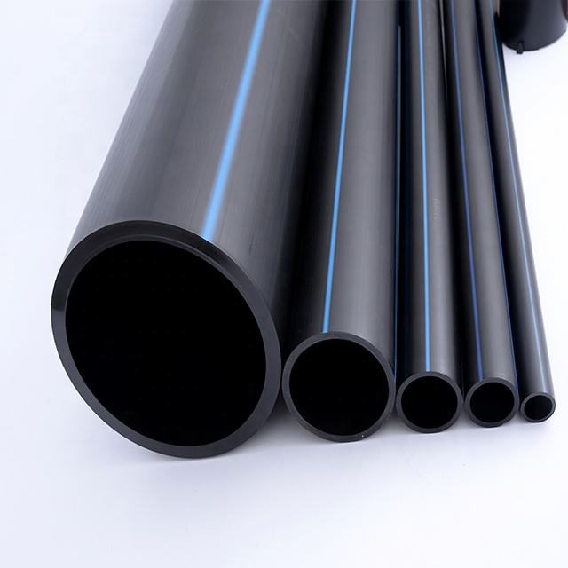 PN8~16 high density polyethylene HDPE pipe dn20mm dn315mm`dn1000mm HDPE PIPE for water supply