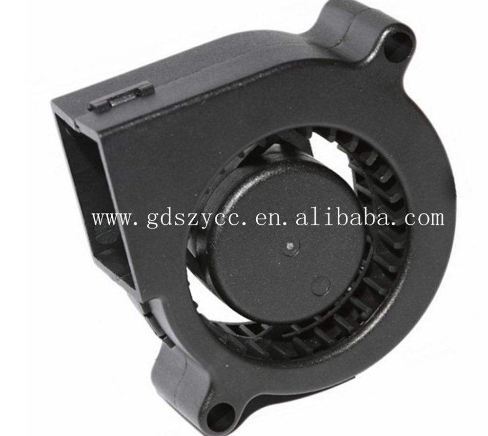 YCCFAN factory 2inch 50mm 5020 12v dc brushless small high pressure centrifugal blower fan