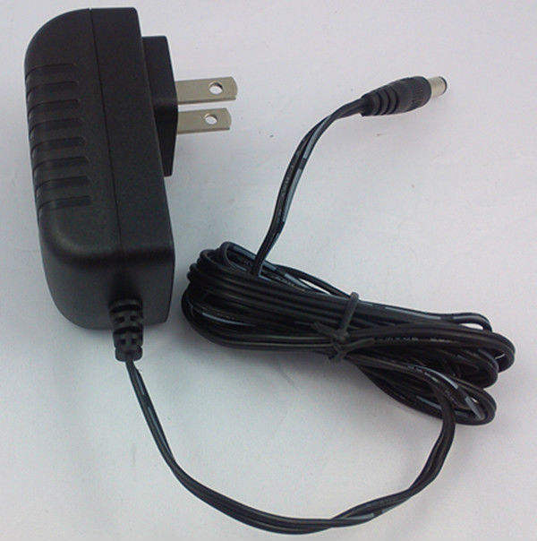 High quality plug in AC adapter 12V 1A 12W UL CUL approval